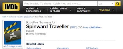 Ken Whitman slates Spinward Traveller for a 2023 release date!
