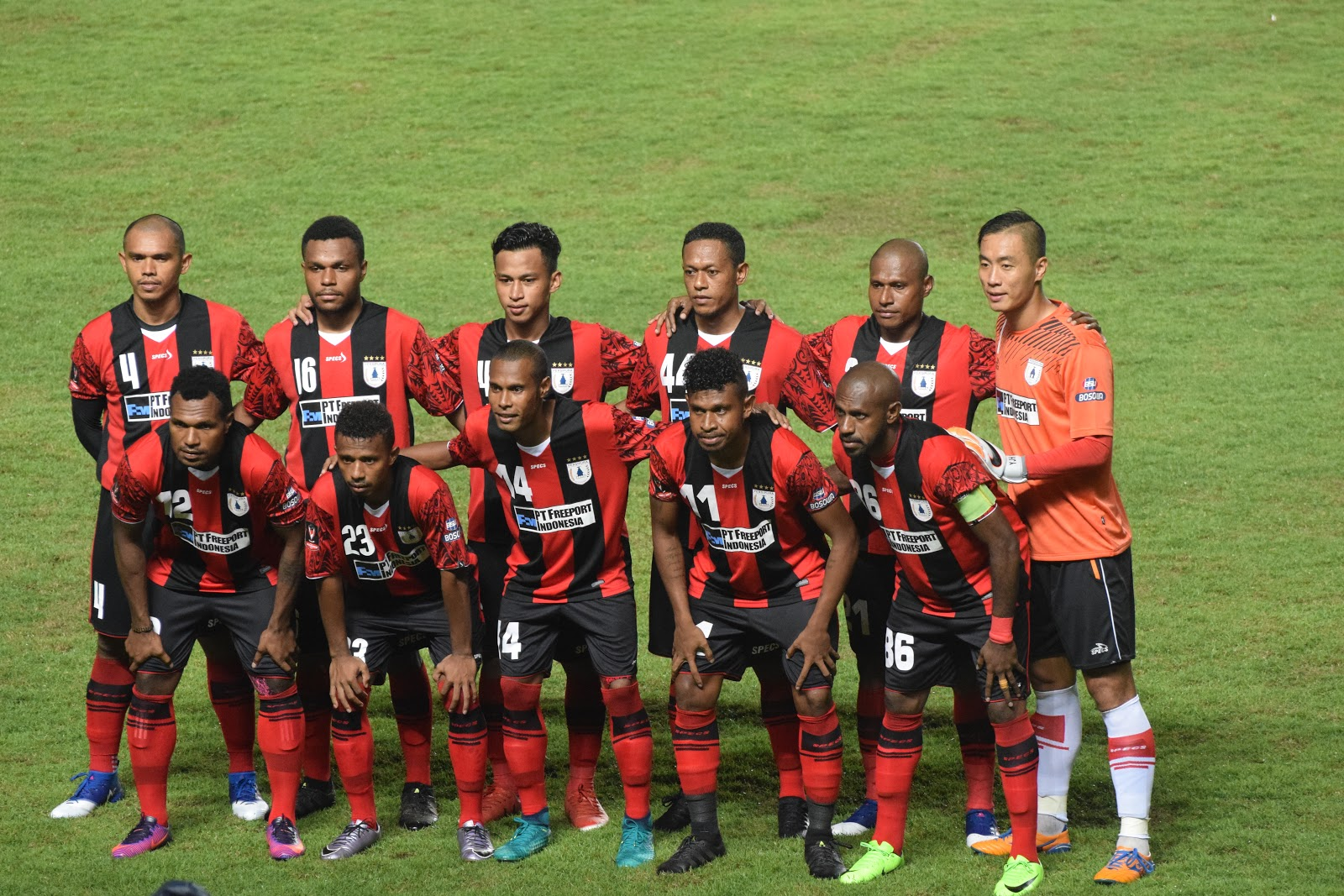 Madura United: Jakarta Casual: Madura United End Persipura's Five Year
