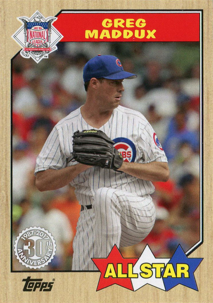 Once A Cub 2017 Topps New Era Cubs