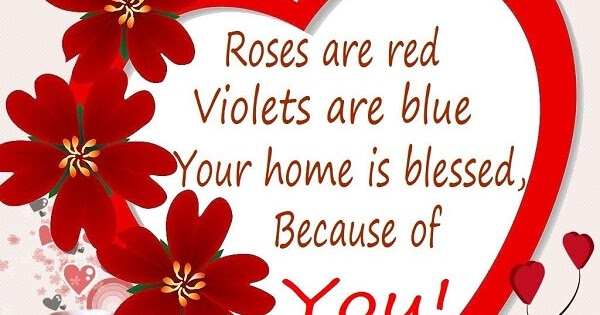 Happy valentines day 2018 quotes wishes messages for for Valentine notes for her