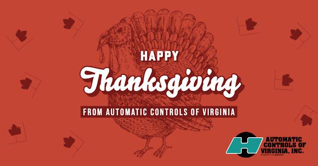 Happy Thanksgiving from ACVA