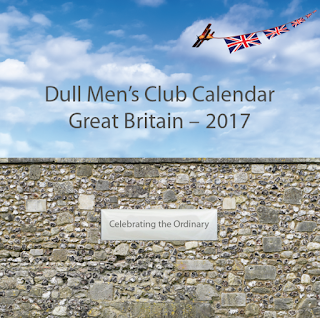 Dull Men's Club 2017 Calendar