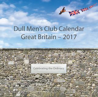 Dull Men's Club 2017 Calendar