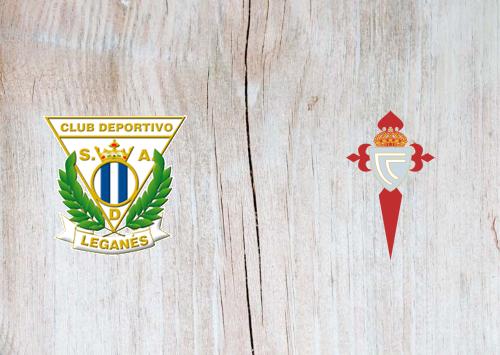 Leganes vs Celta Vigo -Highlights 8 December 2019