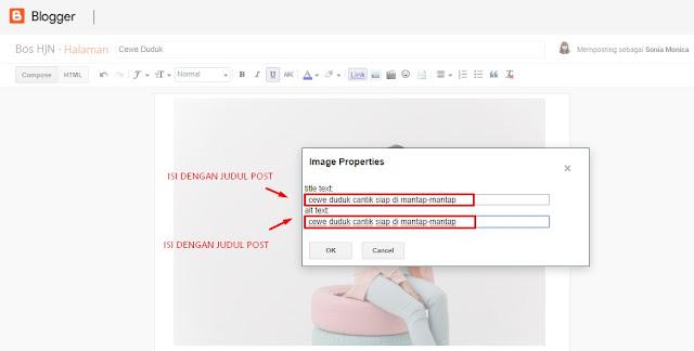 Cara Membuat Blog Wallpaper di Blogspot, Lengkap