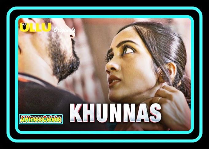 Amika Shail sexy scene - Khunnas (2021) HD 720p