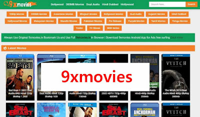 9xmovies 300mb Bollywood South Movies Download 2020