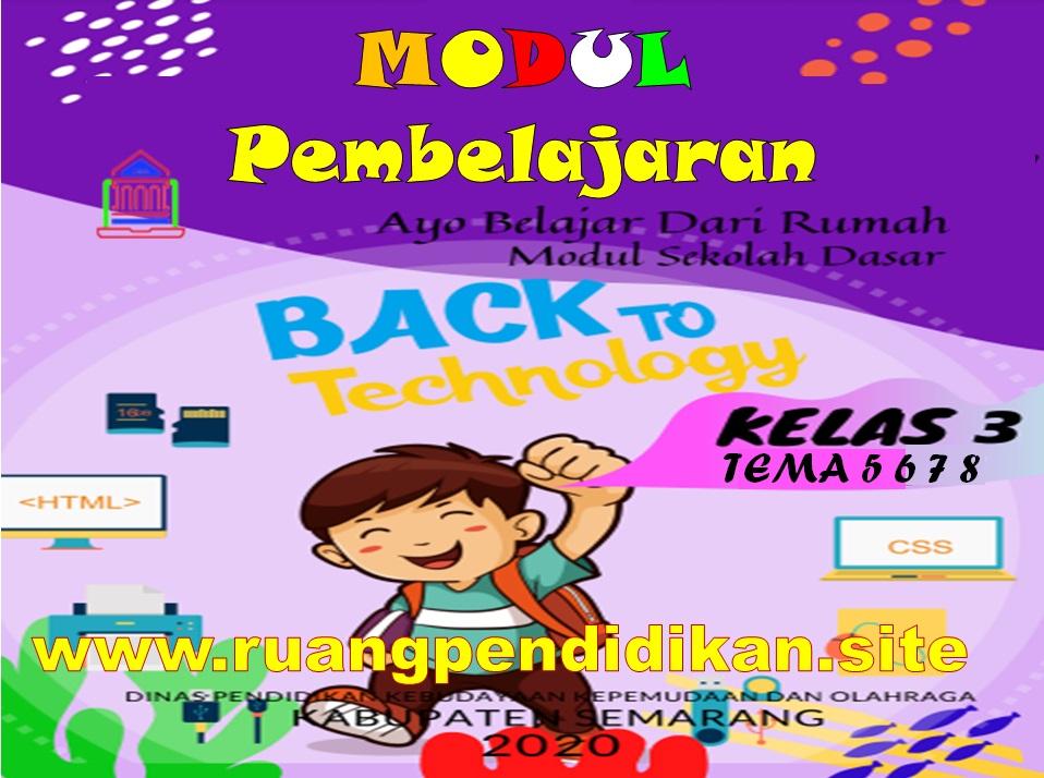 Modul BDR Kota Semarang Semester 2