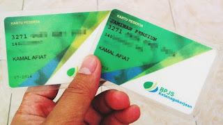 syarat pencairan dana jht jika memiliki lebih dari 1 kartu (2, 3 kartu atau lebih)