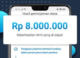 rupiah kredit apk pinjaman online tenor 180 hari