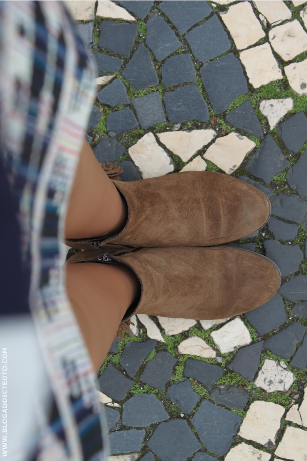 Foi Paixão #15 | Os meus botins Tapadas La Vie En Rose