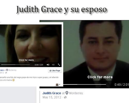 Judith Grace Comparte Recuerdos De Su Esposo Con Fans De Facebook