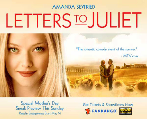 LETTERS TO JULIET WATCH ONLINE | Free Online Movies