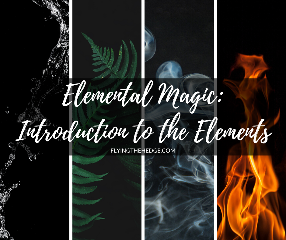 magic, elements, earth, air, fire, water, spirit, witchcraft, witch