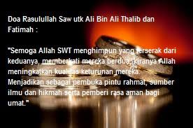 Kata Bijak Mutiara Hikmah Ucapan Selamat Pernikahan Islami