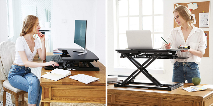 Standing Desk Health Benefit