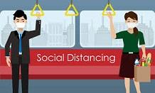 Innovative ideas for social distance