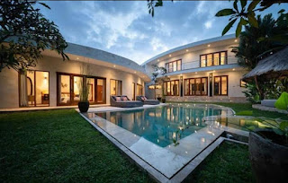 Luxury villa rental Canggu Bali