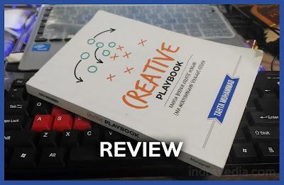kreatif, berpikir kreatif, Creative Playbook, Tahta Muhammad