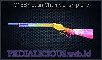 M1887 Latin Championship 2nd