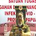 STPP: Positif COVID-19 Di Papua Capai 11.232 Orang