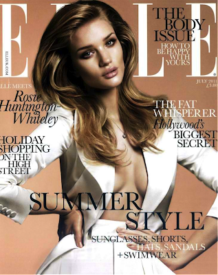 """Supermodel Rosie Huntington-Whiteley Proves To Be A Modern Heroine In This Summer's """"Transformers: Dark of the Moon"""""""