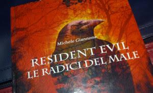 Resident Evil: Le Radici del Male libro e mostra