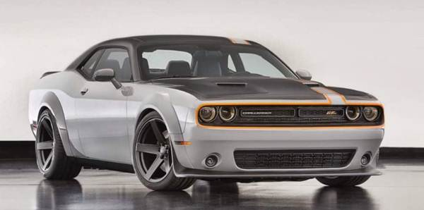 2017 Dodge Challenger SRT Hellcat Review