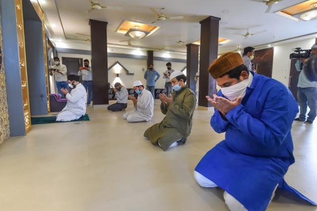 ईद-उल-फितर का चांद देश के विभिन्न हिस्सों में रविवार 24 मई को आया नजर, आज मनाई जाएगी ईद