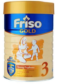 Susu Friso Gold 3, Asupan Penting Balita Usia 1-3 Tahun