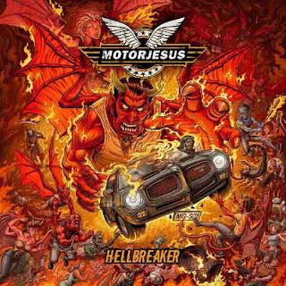 """Ο δίσκος των Motorjesus """"Hellbreaker"""""""