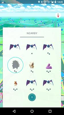 شرح Pokémon Go