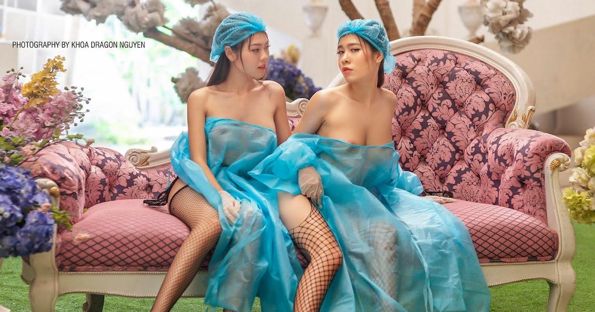 Hot girl -NAG Khoa Nguyễn
