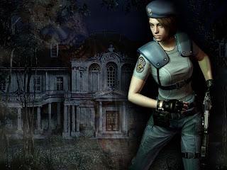 Jill Valentine+ +portada