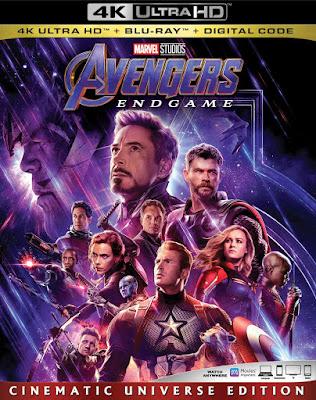Avengers Endgame 2019 4k Ultra Hd