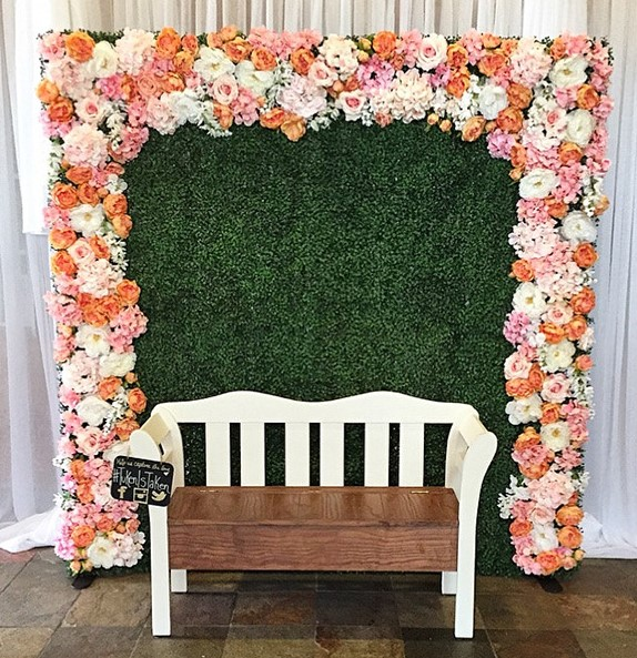 dekorasi photo booth sederhana sendiri