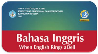 Download naskah soal pat/ ukk smp/ mts kls 7 pelajaran bahasa/ bhs inggris kurikulum 2013 dan kunci jawabannya th. 2020 - 2021-2022-2023