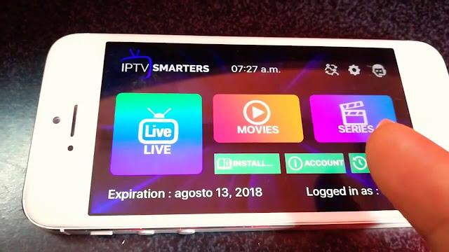 تطبيق IPTV Smarters  الأكثر شهرة لمشاهدة IPTV يختفي من غوغل بلاي