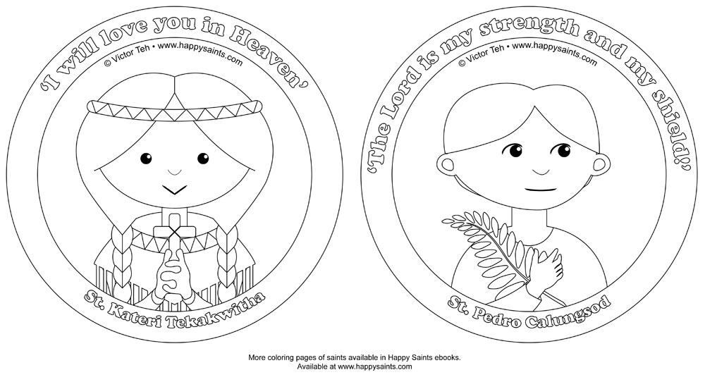 All Saints Day Coloring Pages - Coloring Home | 542x1000