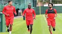 لاعبي ليفربول يعودون للتدريبات االجماعية استعدادا لاستئناف الموسم الكروي