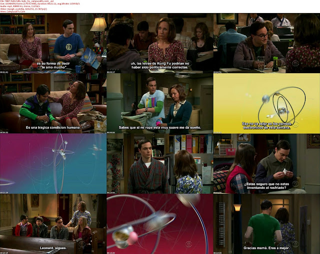 Imágenes The Big Bang Theory Temporada 5 Completa Subtitulos Español Latino