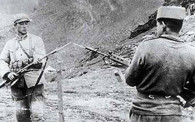 Ba lính Ấn Độ bị lính Trung Quốc bắn chết