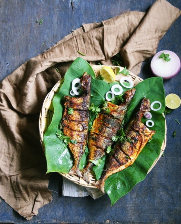 how to make Fish Fry Kerala Style Recipe | Meen Varuthathe