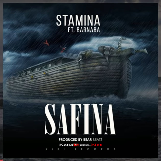 Stamina Ft Barnaba - Safina