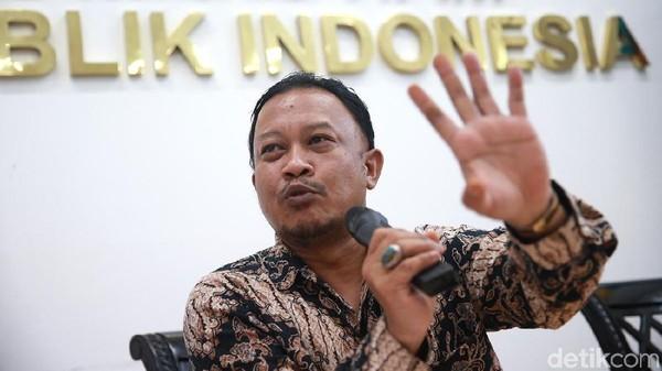 Mata Munarman Ditutup Polisi, Komnas HAM Nilai Berlebihan