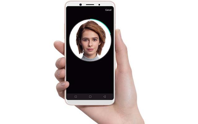 Facial Unlock OPPO A83