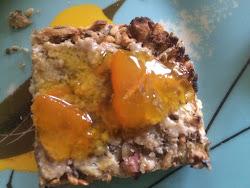 Gluten free and tumeric marmalade