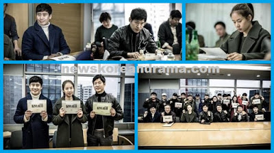 Cast And Crew of Korean Drama Pied Piper