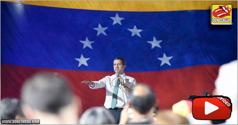 Guaidó convoca a otra protesta inútil simultánea el 25 de noviembre