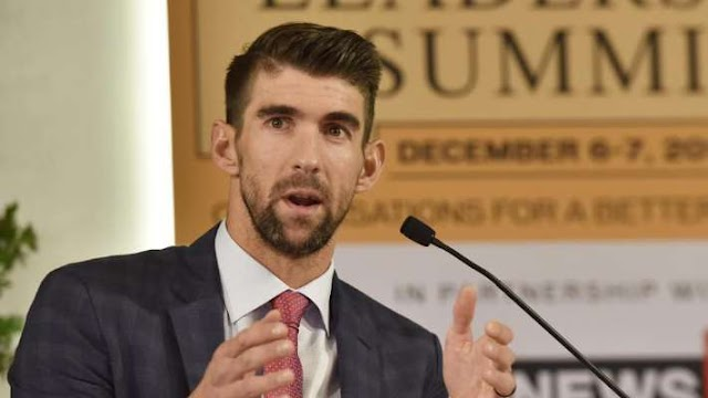 HTLS 2019:Coming back from the Sydney Olympics without a medal was a big motivation, Michael Phelps